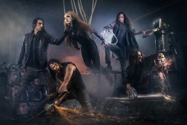 The Agonist band
