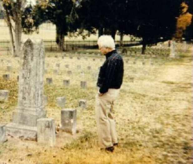 8. Confederate Soldier