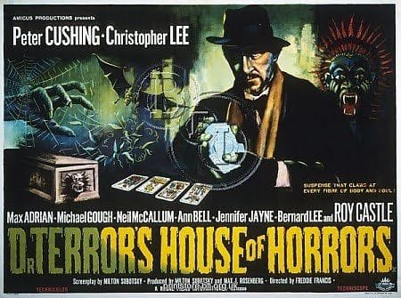 Dr. Terrors House of Horrors movie poster 2