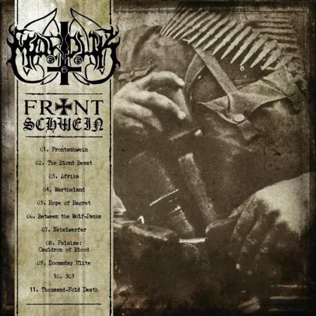 Marduk cover