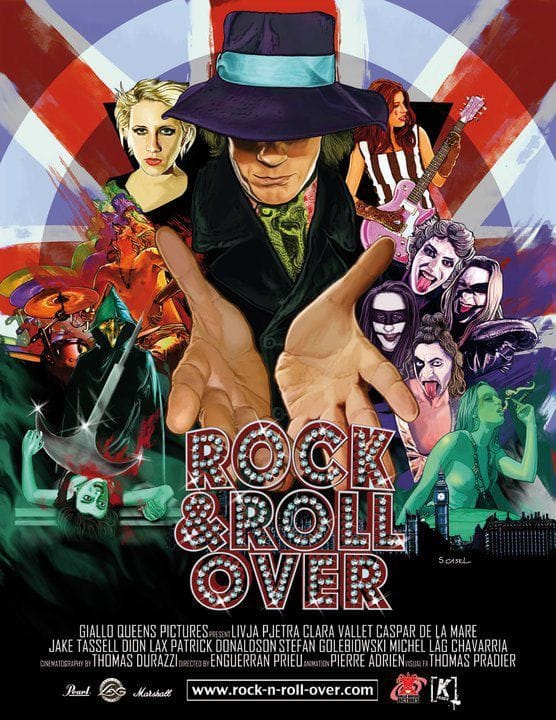 Rock & Roll Over Mixes Musical/Animation/Rockumentary and a 16 Bit Video Game