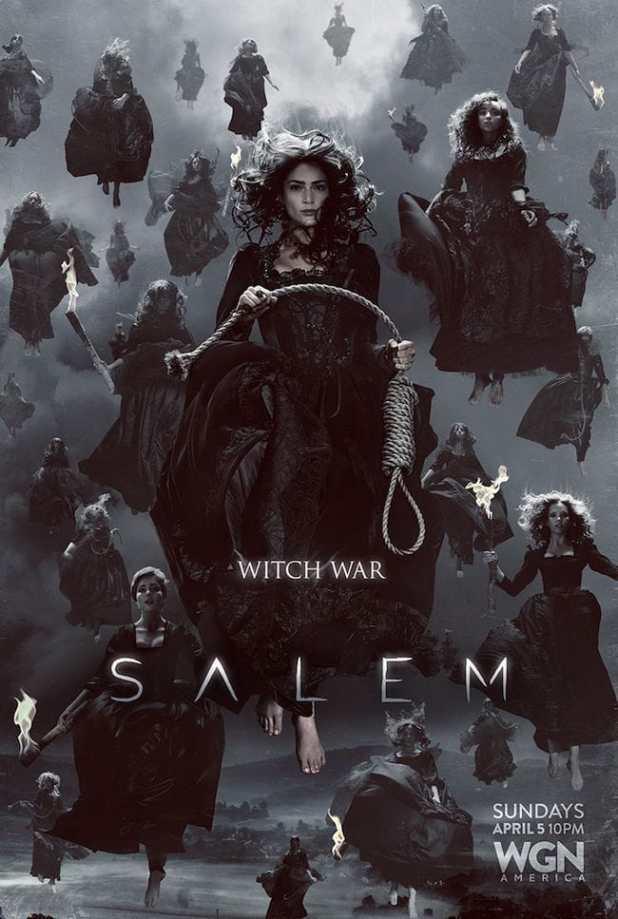 Salem Season 2 poster 2