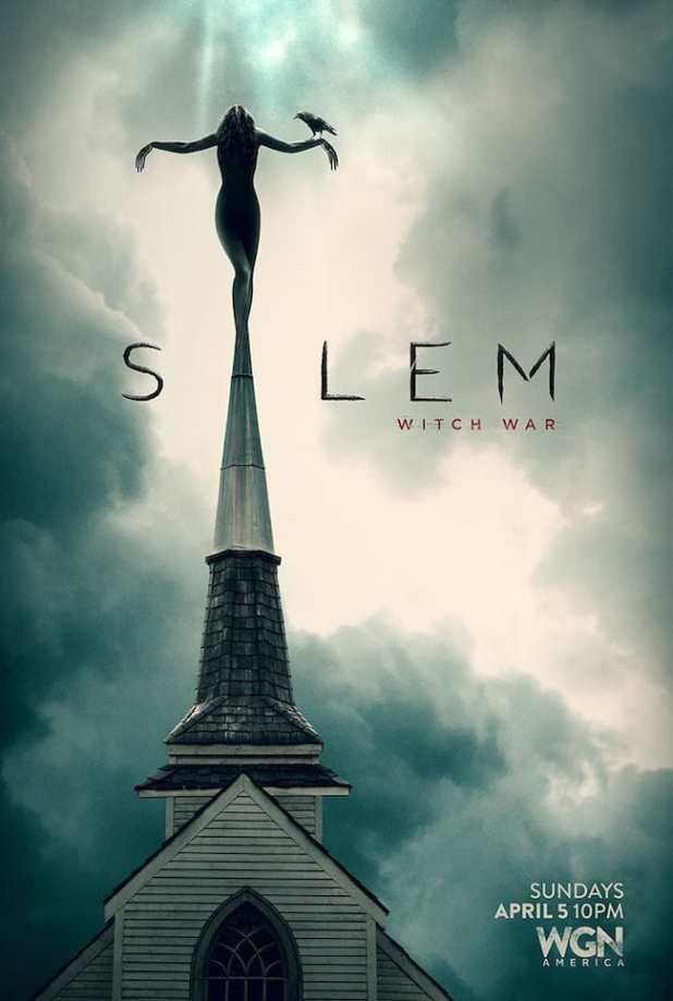 Salem Season 2 poster 4