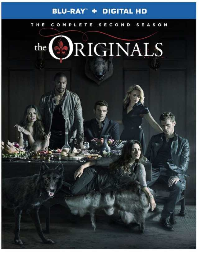 The Originals Season 2 Blu