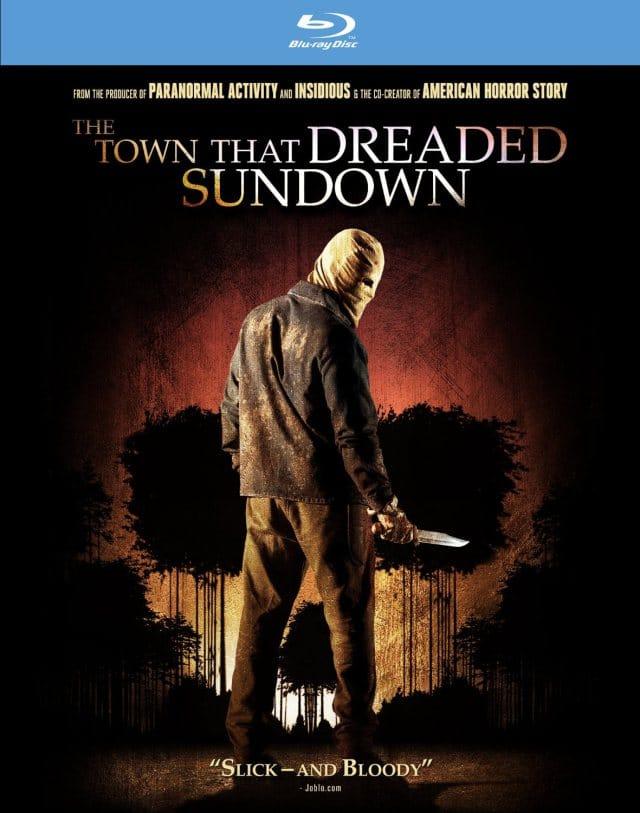 The Town That Dreaded Sundown blu