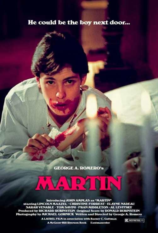 Martin movie poster