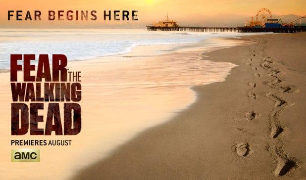Fear the walking dead teaser poster
