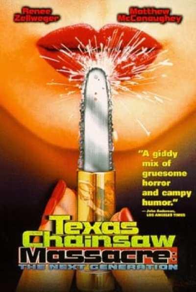 Texas Chainsaw Massacre The Next Generation