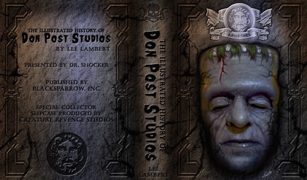 The Illustrated history of don post studios2