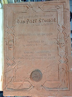 The Illustrated history of don post studios4