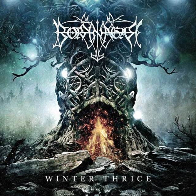 Borknagar Winter Thrice album