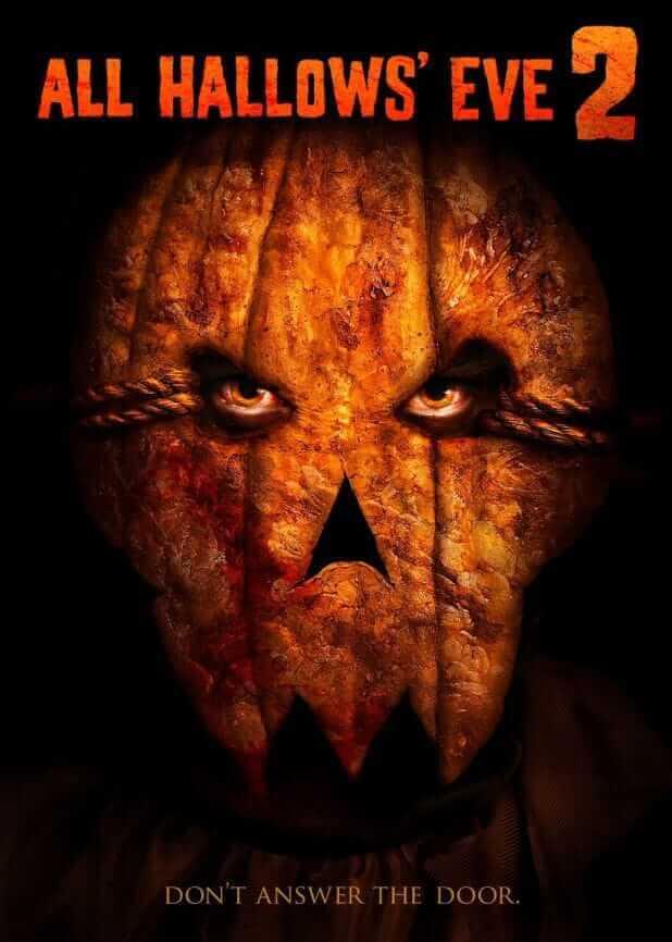 All Hallows' Eve 2 dvd