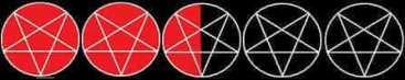 Pentagram 2.5 ratings