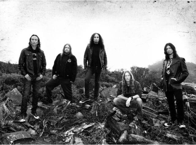 Death Angel band