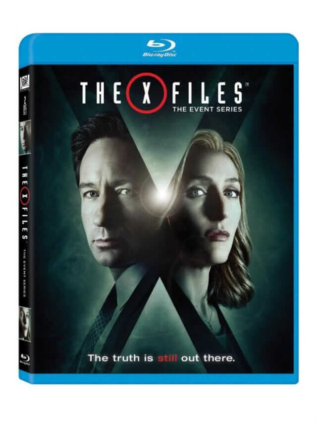 The X-Files The Event Series Blu