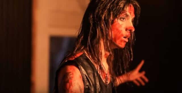 Hairmetal Shotgun Zombie Massacre The Movie Review Horror Society