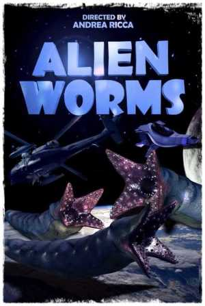 ALIEN WORMS - POSTER
