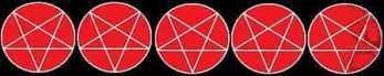 Pentagram 5 ratings