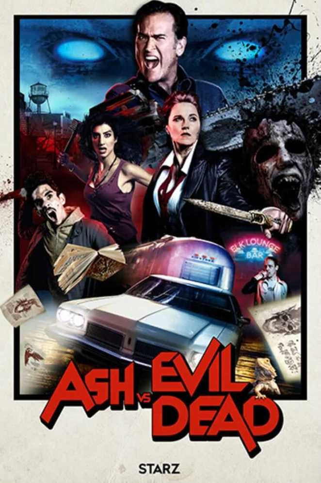 Ash vs Evil Dead Season 2