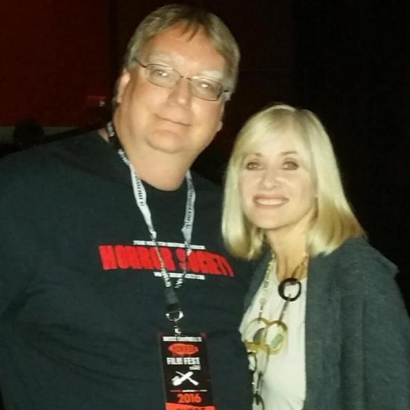 BCHFF Barbara Crampton and Me