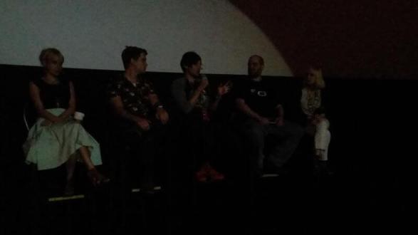 BCHFF Beyond The Gates Cast Q&A