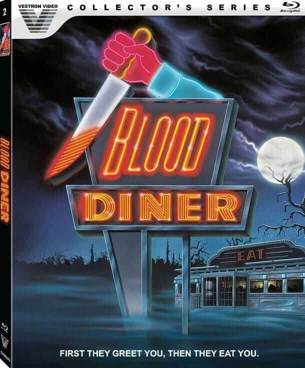 Blood Diner Blu