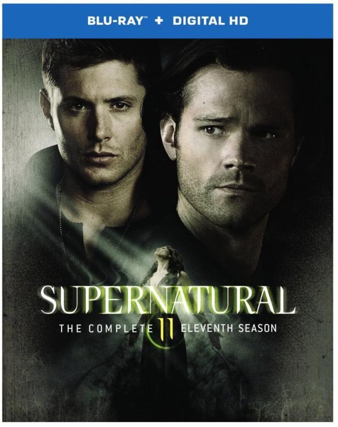 Supernatural Season 11 blu
