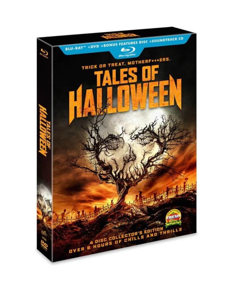 Tales of Halloween Blu