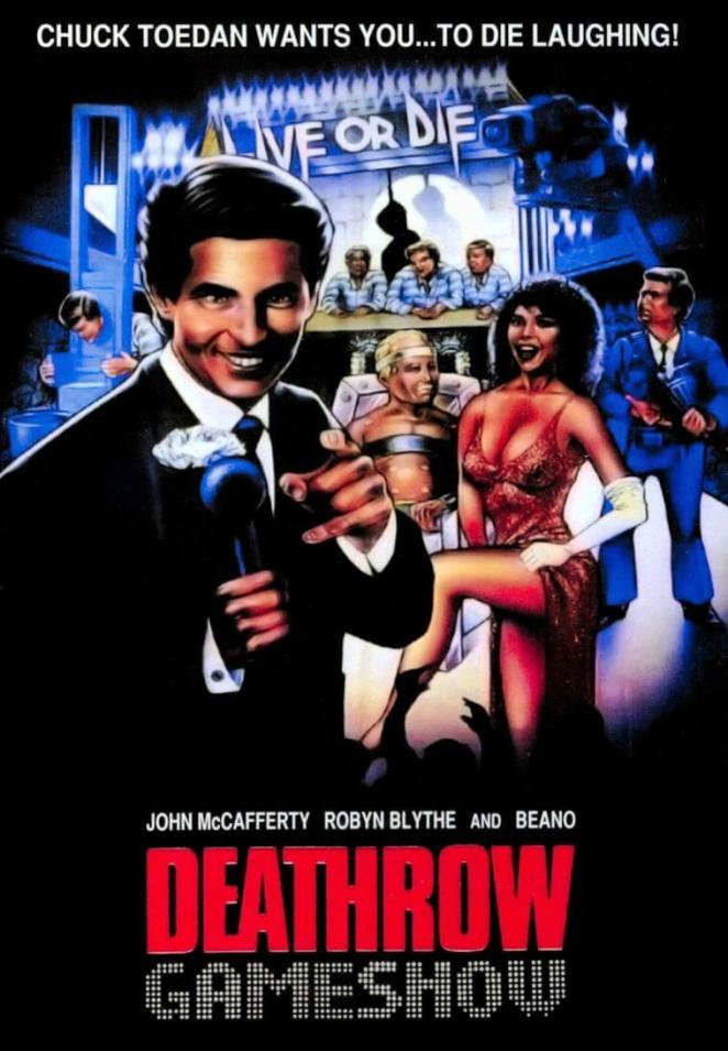 Blu Review - Deathrow Gameshow | Horror Society