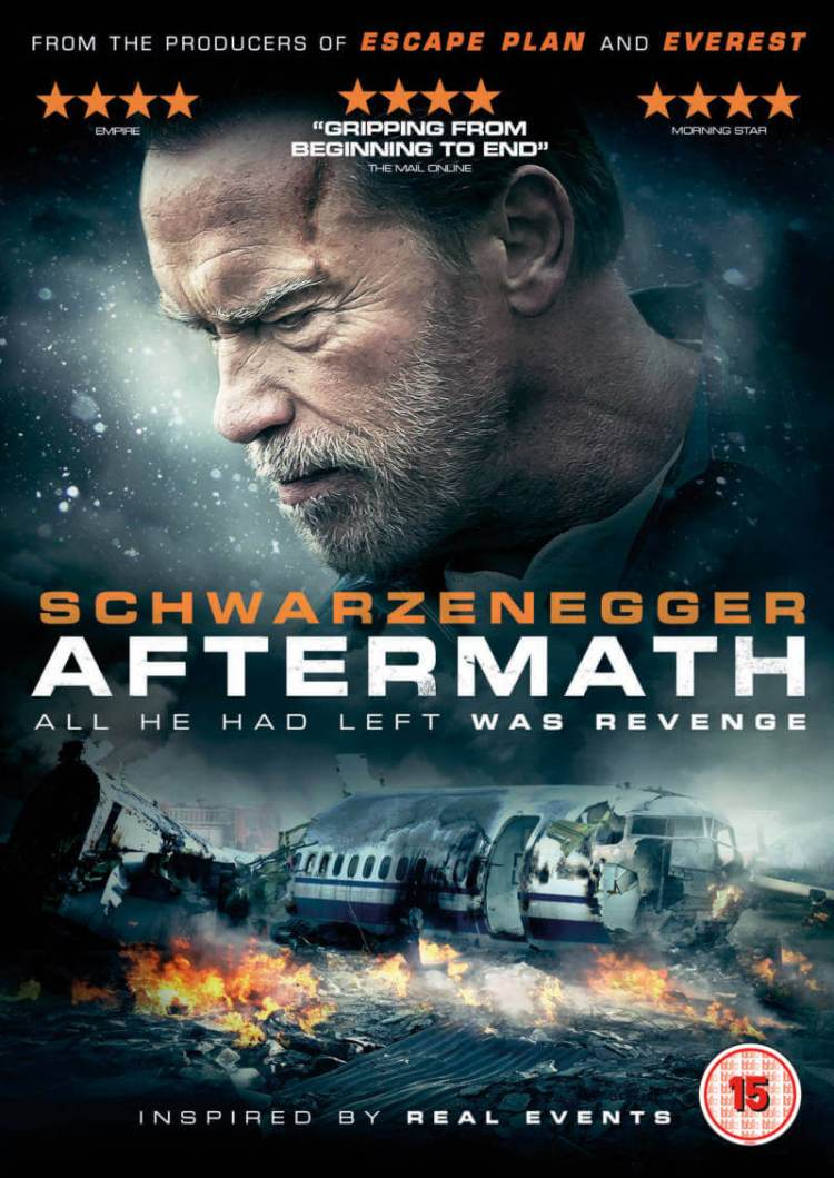 Aftermath Porn Movie aftermath on dvd, blu-ray & est june 6th 2017 | horror society