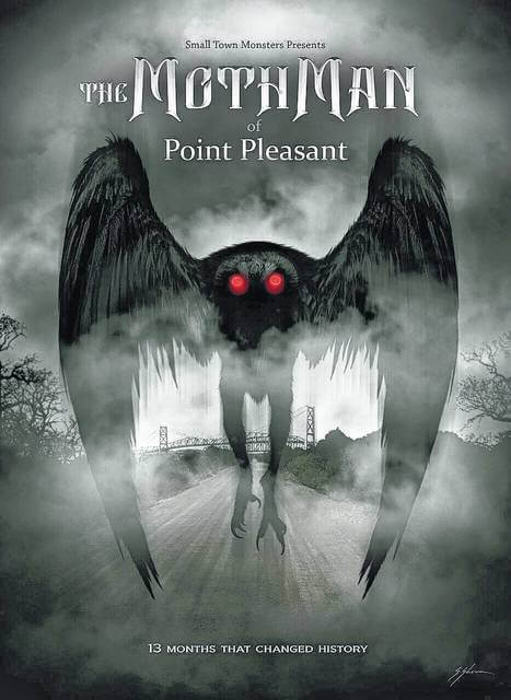 Image result for the mothman of point pleasant movie poster