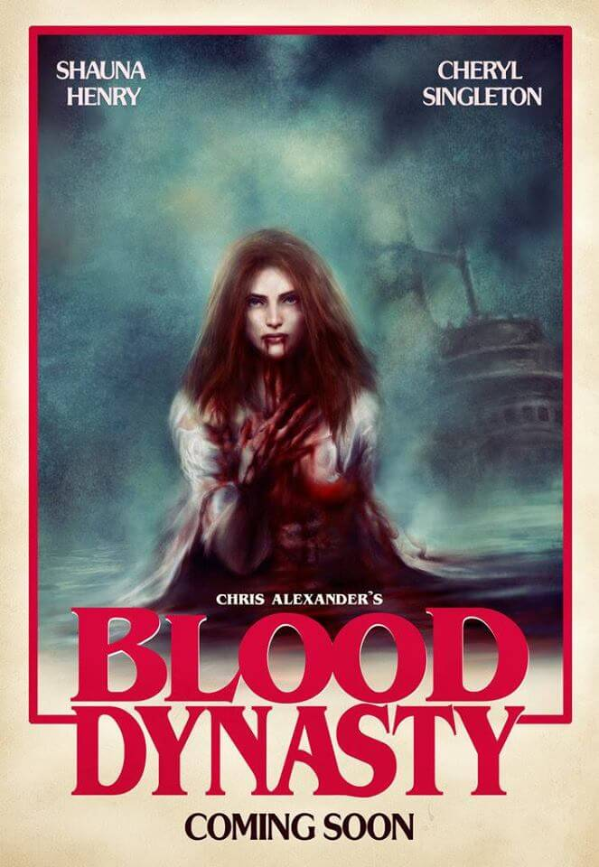 blood dynasty coming to select streaming platforms this halloween from castle films horror society - Halloween Music Streaming