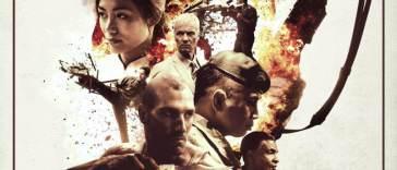 Violent Action Film SAVAGE DOG Releases Trailer/Poster