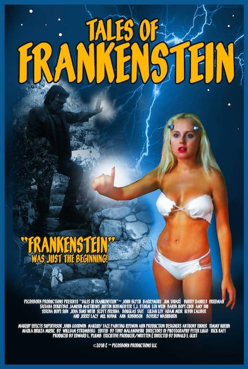 Tales of Frankenstein Wraps Principal Photography.