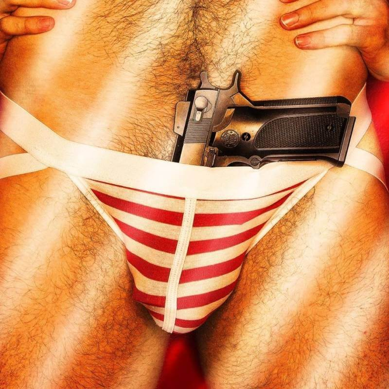 Highly Anticipated Exploitation Film STRAPPED FOR DANGER Gets Official Poster