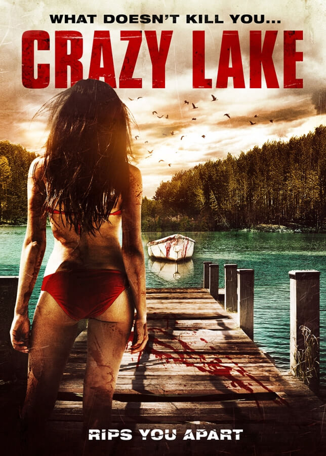 Slasher Film 'Crazy Lake' Brings the Brutality October 3rd.
