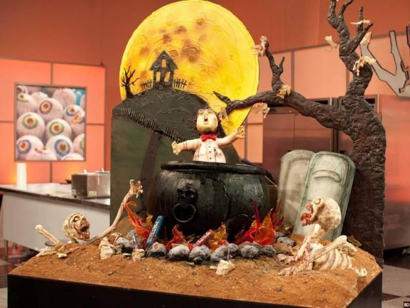 Halloween Wars Returns to FOOD NETWORK This October