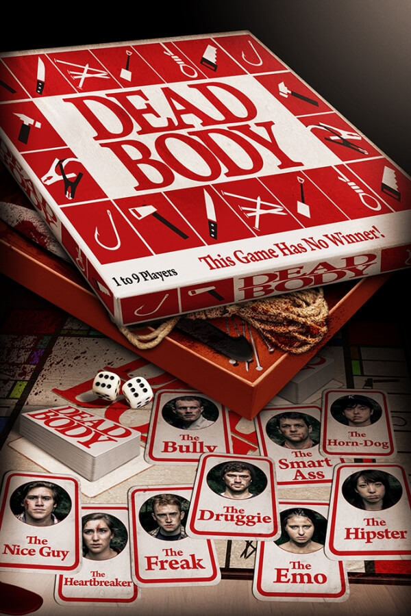 Whodunit Slasher Hybrid 'Dead Body' Hits VOD Today!