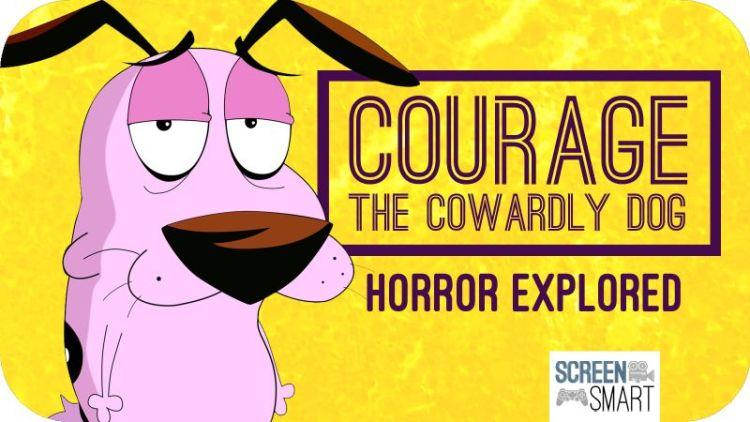 The Horror Of Courage The Cowardly Dog Nostalgia Explored