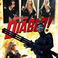 RUSS MEYER MEETS CHARLIE'S ANGELS IN A LATEX AND SILICONE ADVENTURE AS 'CODENAME: DIABLO' ARRIVES ON DVD AND STREAMING FOR THE HOLIDAYS