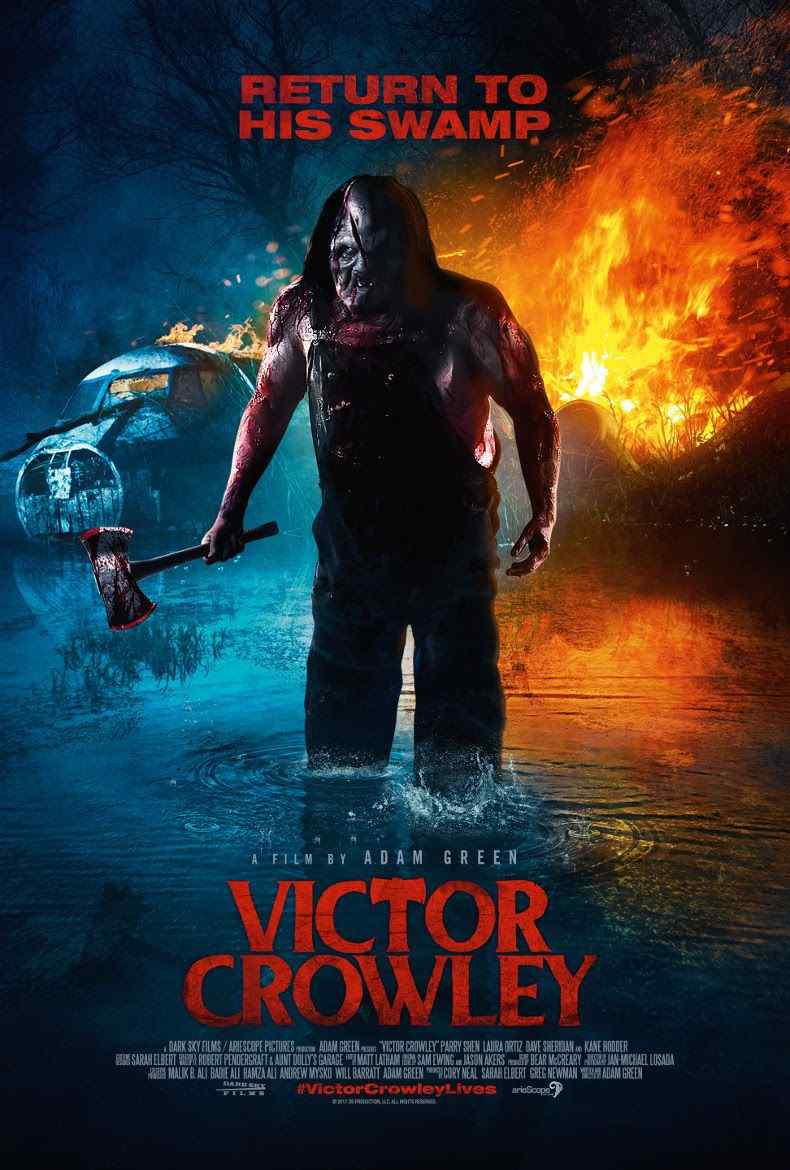 Victor Crowley (Review)