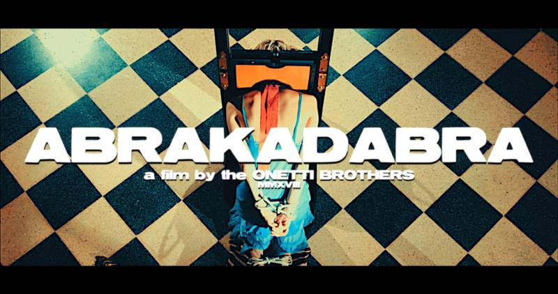 The Onetti Brothers' Abrakadabra to Screen at Cannes.