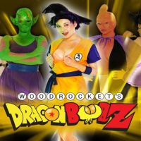DRAGON BALL Z GETS A LIVE-ACTION XXX PARODY: DRAGON BOOB Z