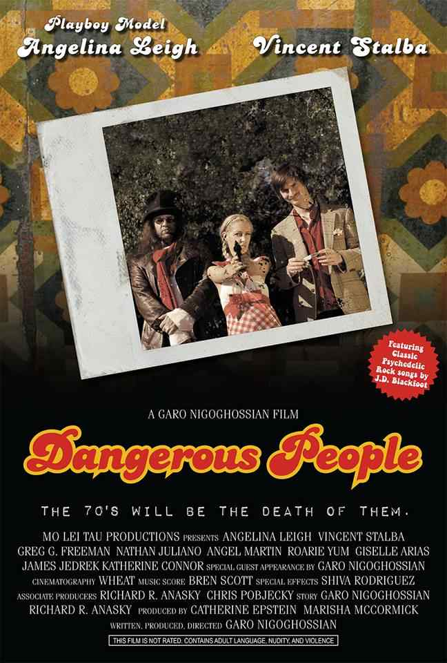 (Exclusive Clip) Exploitative Horror Film DANGEROUS PEOPLE Debuts on Roku