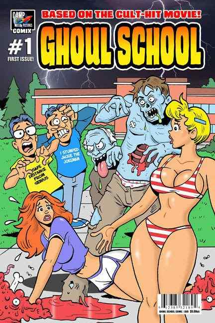 Ghoul School (Deluxe Edition Review)