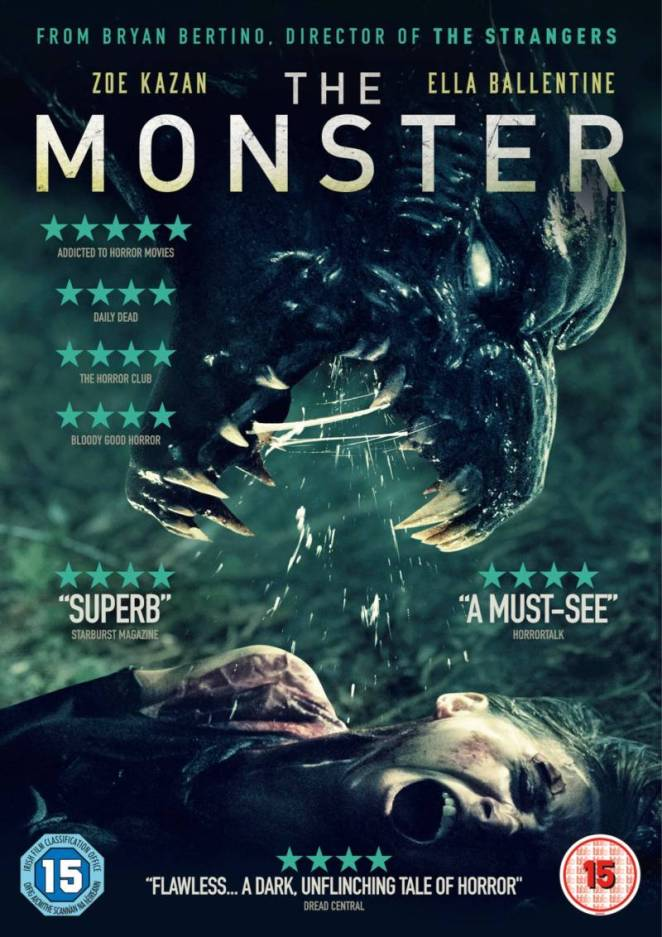 Icon Film Distribution presents Bryan Bertino's The Monster