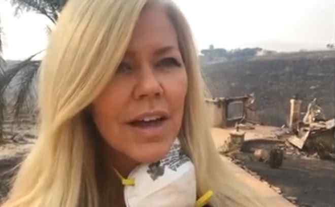 SCI-FI star TRACEY BIRDSALL loses home, all possessions in Malibu Fire