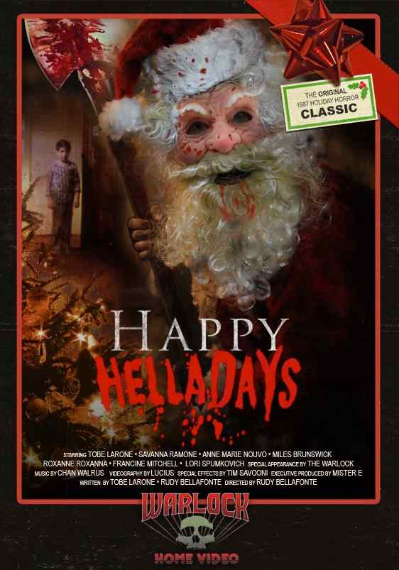 Happy Helladays (Review)