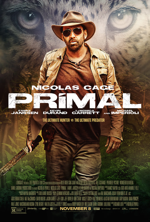 Primal (Review) | Horror Society