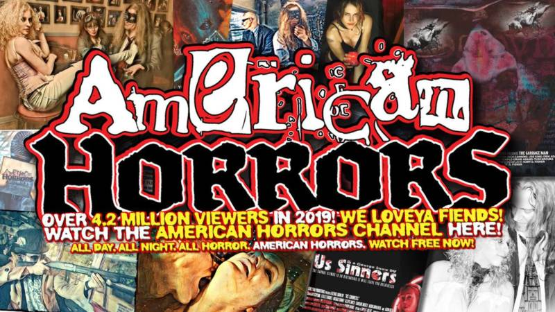 American Horrors Now Available to Stream on All Major Gaming Consoles | Horror Society